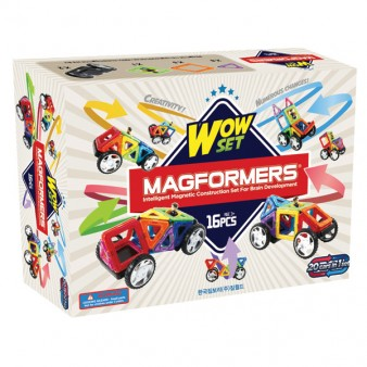 Конструктор Magformers Wow Set