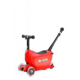 Детский самокат Micro Mini2go Deluxe Plus