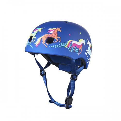 Защитный шлем Micro V2 Единороги