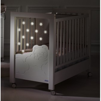 Детская кроватка Micuna Dolce Luce Relax