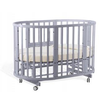 Детская кроватка Nuovita Nido Magia Monsone 5 в 1 с маятником