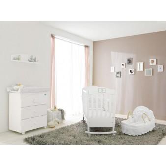 Детская кроватка Pali Prestige Marilyn с матрасом, Италия