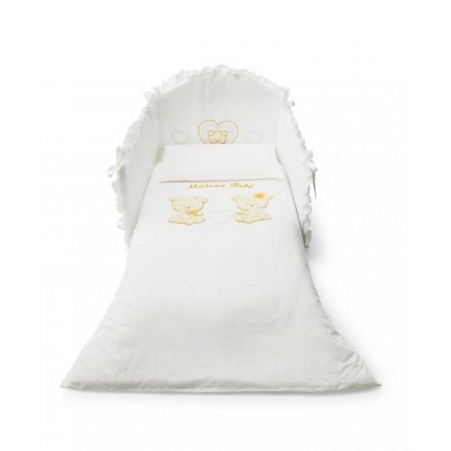 Комплект детского постельного белья Pali Smart Maison Bebe 6 предметов