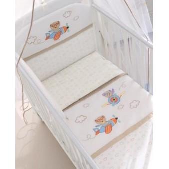 Комплект детского постельного белья Pali Aviatore