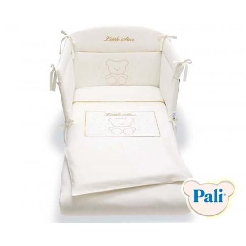 Комплект детского постельного белья Pali Prestige Little Star 4 предмета