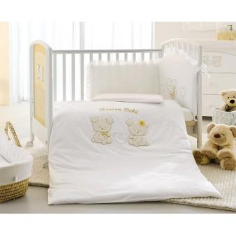 Комплект детского постельного белья Pali Smart Maison Bebe 4 предмета