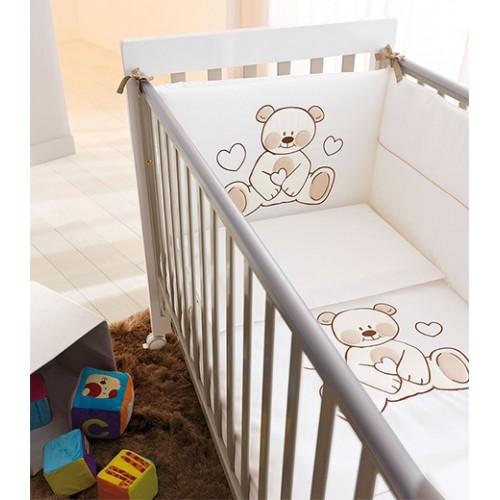 Комплект детского постельного белья Pali Zoom 4 предмета