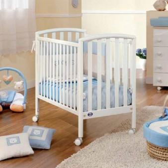 Детская кроватка Pali City с матрасом