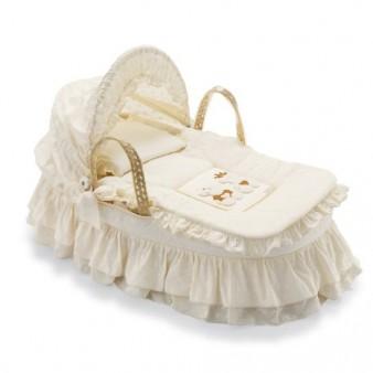 Детская колыбель-переноска Pali Moses Basket Caprice Royal