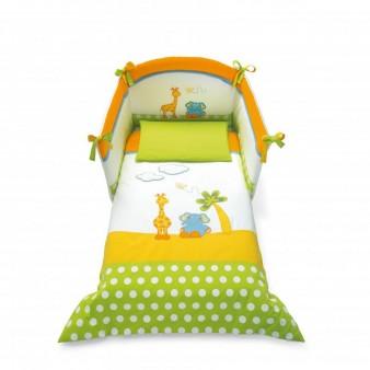 Комплект детского постельного белья Pali Gigi and Lele 4 предмета