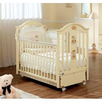 Детская кроватка Pali Capriccio Caprice Royal (маятник)