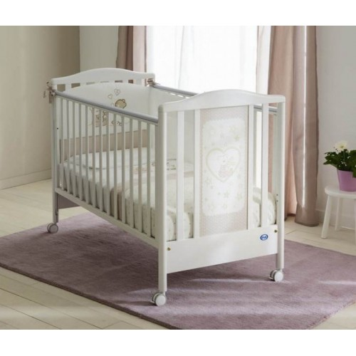 Детская кроватка Pali Belle с матрасом и комплектом белья