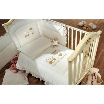Комплект детского постельного белья Pali Caprice Royal 4 предмета