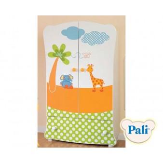 Шкаф для детской комнаты Pali Gigi Lele