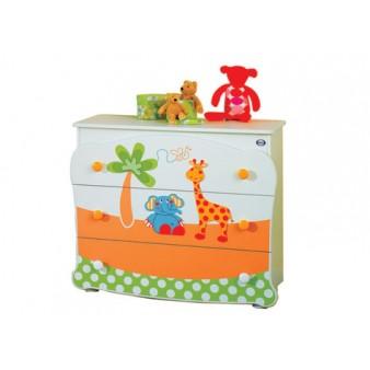Тумба для детской комнаты Pali Gigi Lele