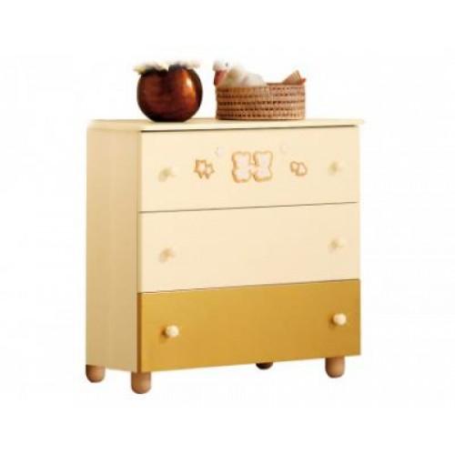 Тумба для детской комнаты Pali Prestige magnolia gold
