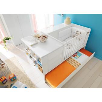 Детская кроватка-трансформер Pali Voyager