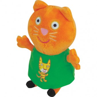 Мягкая игрушка Peppa Pig «Кенди с тигром»