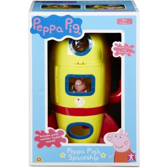 Игровой набор Peppa Pig «Космический корабль Свинки Пеппы»