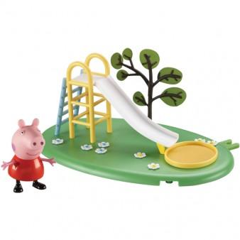 Игровой набор Peppa Pig «Игровая площадка: горка Пеппы»