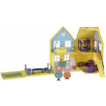 Игровой набор Peppa Pig «Загородный дом Пеппы»