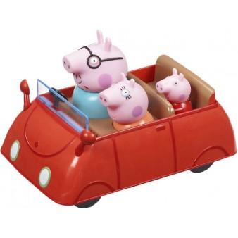 Игровой набор Peppa Pig «Машина семьи Пеппы»