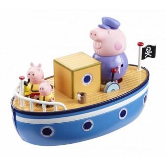 Игровой набор Peppa Pig «Морское приключение»