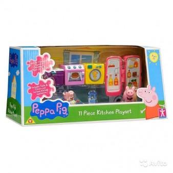 Игровой набор Peppa Pig «Кухня Пеппы»