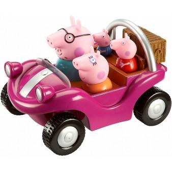 Игровой набор Peppa Pig «Спортивная машина»