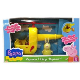 Игровой набор Peppa Pig «Вертолет»