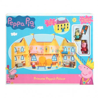 Игровой набор Peppa Pig «Замок Пеппы»