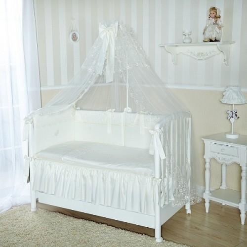 Комплект детского постельного белья Perina Амели, 7 предметов