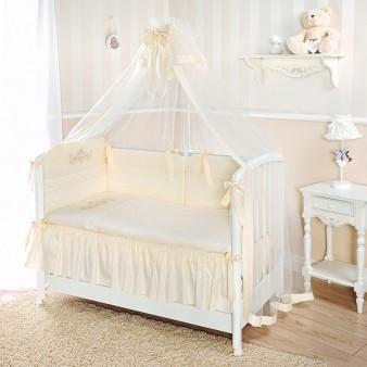 Комплект детского постельного белья Perina Версаль, 6 предметов