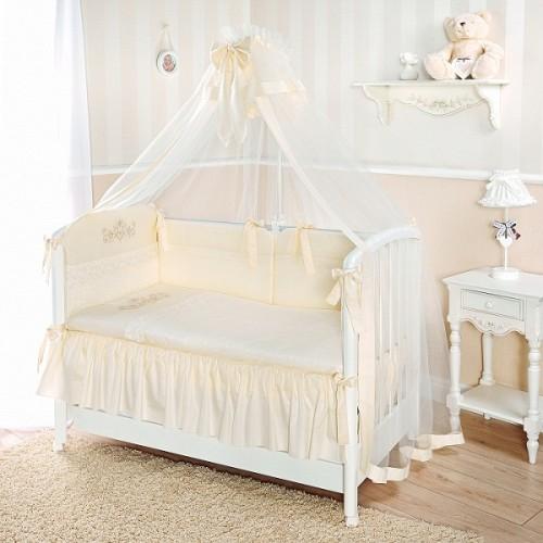 Комплект детского постельного белья Perina Версаль, 7 предметов