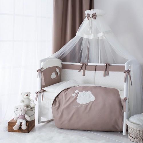 Комплект детского постельного белья Perina Бамбино 6 предметов