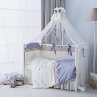 Комплект детского постельного белья Perina Котята 7 предметов