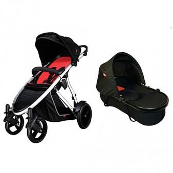 Детская коляска для новорожденного Phil and Teds Verve 2 в 1