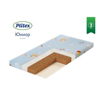 Матрас детский в кроватку Plitex Junior 119х60х6см