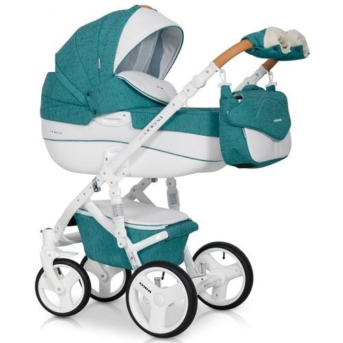 Детская коляска Riko Brano Luxe 2 в 1