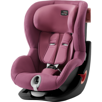 Автокресло Britax Romer King II Black Series 9-18 кг, Германия