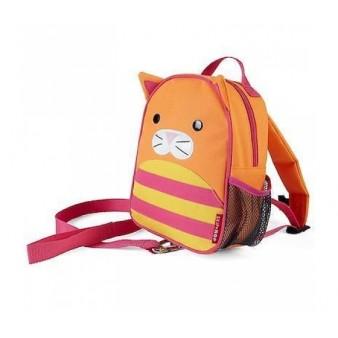 Детский рюкзак с поводком Skip Hop Zoo Let CAT
