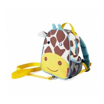 Детский рюкзак с поводком Skip Hop Zoo Let GIRAFFE