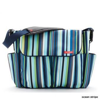 Сумка для мамы Skip Hop Dash Deluxe Ocean Stripe, США