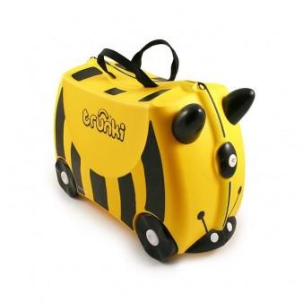 Детский дорожный чемодан Trunki Пчела
