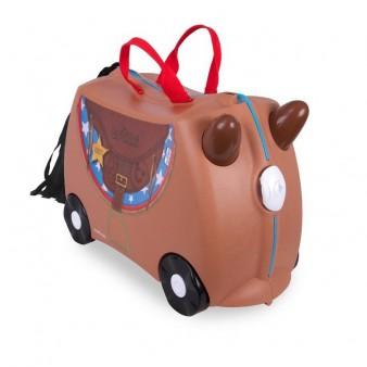 Детский дорожный чемодан Trunki Bronco