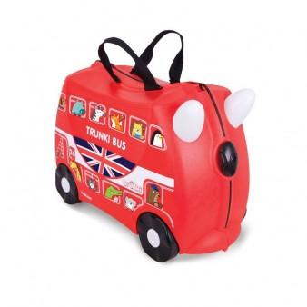 Детский дорожный чемодан Trunki Bus