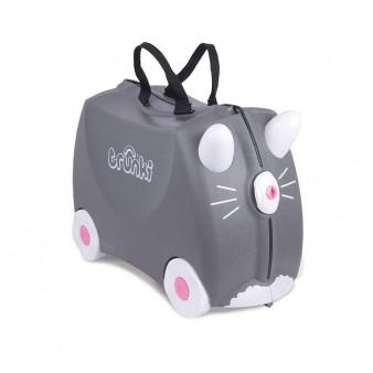 Детский дорожный чемодан Trunki Cat Benny