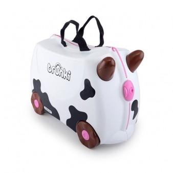 Детский дорожный чемодан Trunki Cow Frieda