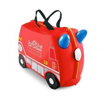 Детский дорожный чемодан Trunki Frank