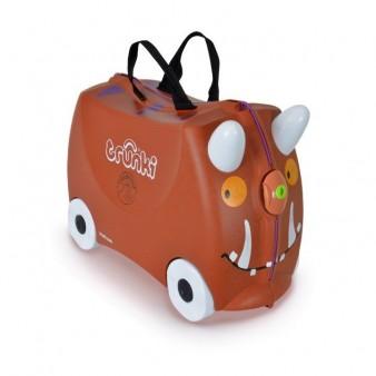 Детский дорожный чемодан Trunki Gruffalo